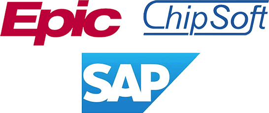 Epic SAP Chipsoft EHR EMR integrations Zaurus