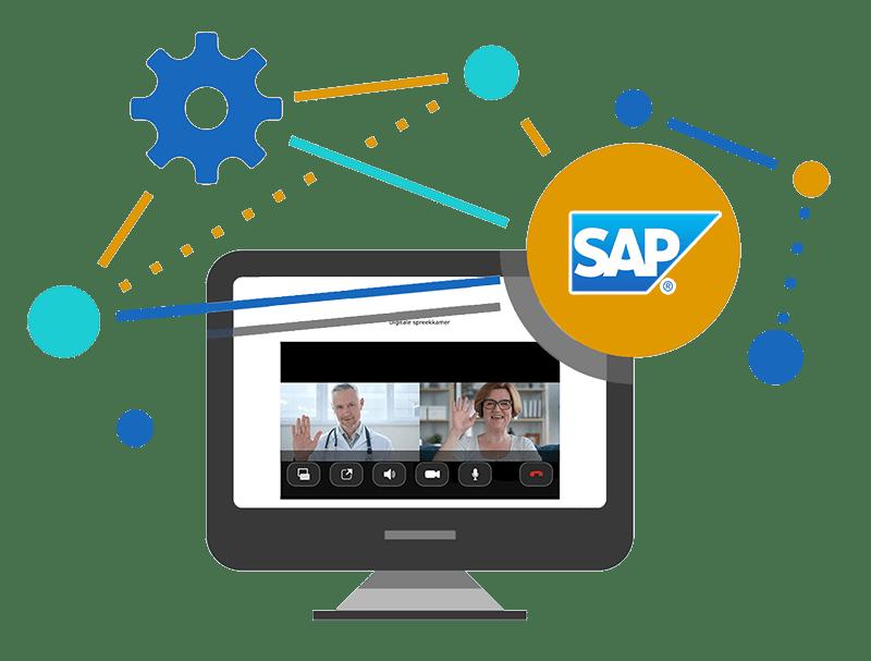 SAP video call integration