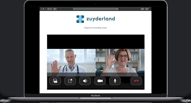 SAP integration video call hospital