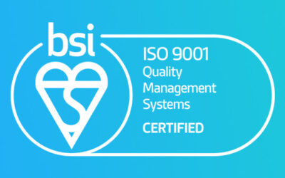 Zaurus Certified for ISO 9001 Quality Management Standard