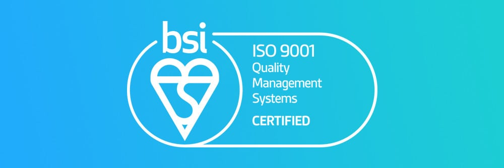 ISO 9001 certification Zaurus